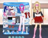 Barbie ve sportovním
