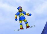 Extremní snowboarding