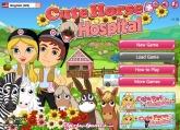 Nemocnice pro koníčky
