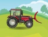 Silné Traktory