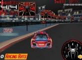Spiderman závodní v Audi