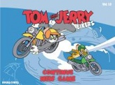 Tom a Jerry na motorce