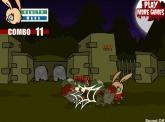 Zombie útočí